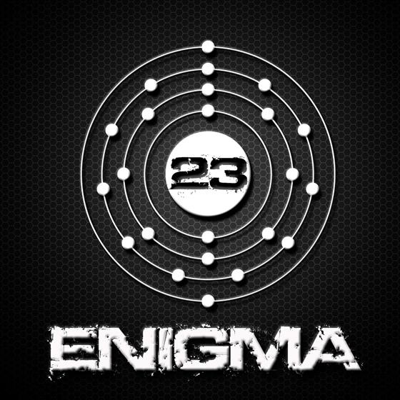 Enigma 23 Logo - slider version